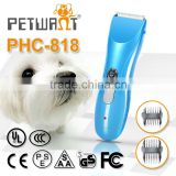 Blue Animal Dog Cat Pets Electric Clipper Hair Grooming Shaver Trimmer Razor