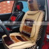 Carpet and pu car auto cushion car crochet seat cover/ seat cushion Middle East sales in Iraq
