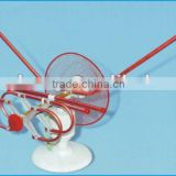 SG-607 UHF/VHF/FM outdoor tv transmitting antenna