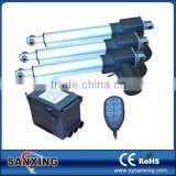Electric Bed, Electric Sofa, Chair and Recliner Mechanisms use 24v 12v Electric Linear Actuator 6000N