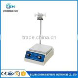 Hot sales! widely range of temperature control magnetic stirrer with hot plate for laboratory chemicals