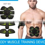 electric EMS muscle stimulator vest body training shaping contouring machine