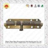Top quality furniture hardware brass bolts and barrel nuts