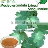 Macleaya cordata extract sanguinarine powder