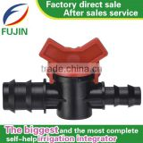 Good selling in Italy water saving auto water shut off mini ball gate butterfly plastic valve pressure reducing valve