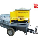 Newest style!! POLI T plastering machine