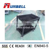 Plastic Tool Utility Cart/ Service Cart/ Tool Trolley