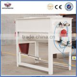 [ROTEX MASTER] Popular animal feed blender mixer machine 1000kg/batch for feed prcessing