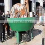 Premium Quality Sudan Gold Wet Pan Mill Plant With CE Certification With Gearbox For Free