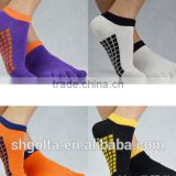 gripper toe socks/latex toe socks