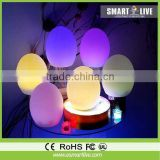 LED modern led ring light plastic furniture led cube table for reusable plastic ice cubes garden led ball light