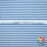 Wholesale Hottest Bubble Polyester Fabric Stripe Printed Polyester Fabric Price Per Meter Cheap Polyester Cotton Fabric