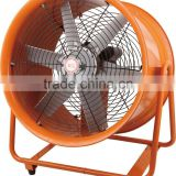 "ZGLJF brand 24"" Jumbo movable ventilation fan heavy duty blower fan"