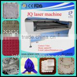 Non-woven cutting machine/ Fabric mats laser cutting equipment/ Non-woven cutter with auto-feeder system
