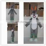 HI CE 2017 Lovely bunny mascot costume for sale