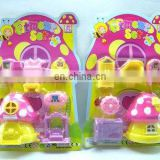 The children furniture plastic toys