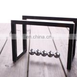 Early Fun Development Educational Desk Toy Christmas Gift Newtons Cradle Steel Balance Ball Physics Science Pendulum