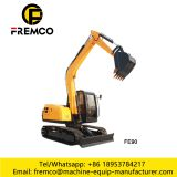 FE90 9 Tons Earthmoving Equipment Digger
