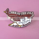 Run To The Souvenir Gifts Metal Brooch Pins for New Mexico State