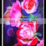 high quality,design 3D phone case with beautifuf flowers
