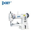 DT335A DOIT Cylinder Bed Single Needle Compound Feed Leather Hand Bag Industrial Lockstitch Sewing Machine