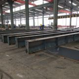 Add to CompareShare Prefabricated warehouse structure steel fabrication workshop building