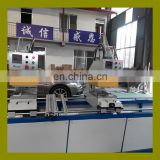 Two point pvc window welding machine for PVC door window Equipment