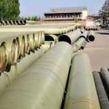 underground petroleum transport FRP pipe Corrosived places