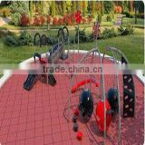 Pigmented Rubber floor Tile mat covering(EPDM)