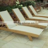 MODERN GARDEN FURNITURE - wood furniture factory - sun lounger - furniture brands company