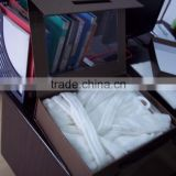 Home textile gifts bathrobe made in China