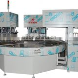 Oil Pressure Automatic Dual Head Rotary Table Welding and Cutting Machine