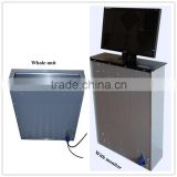BW-LU19 Remote Controlled CE Marked Computer Lift Mechanism For Electric LCD Monitor Screen