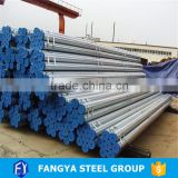 "waterproof packing ! ""2""""-4"""" gi pipe"" black iron pre galvanized steel tube for furniture"