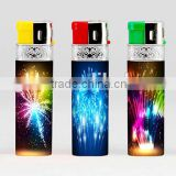 good quality disposable electronic cigarette butane gas lighter FH-819