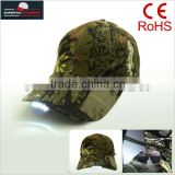 factory supply camouflage LED hats and camo hats                                                                         Quality Choice