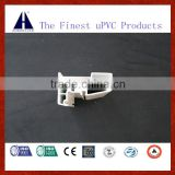 European 80mm white color window frame profile