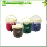 Bubble Tea Tools Supply Heat Preservation Plastic Thermos Barrel