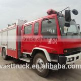 4*2 foam fire truck with 4.9 CBM