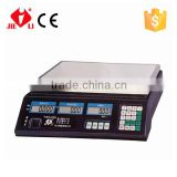 6kg calibre meat weighing scale Jieli brand scale weight machine