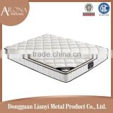 High Quality Hotel Room Furniture sleep well bonnell spring bedroom mattress for 5 star hotel furniture manufacturer