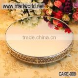 Whole sale cake stand for wedding decoration,crystal wedding cake stand wedding decoration(CAKE-009)                                                                         Quality Choice