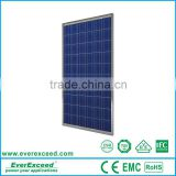 EverExceed Best price 1000 watt Solar Panel with TUV/VDE/CE/IEC Certificates for solar panel street light system manufacturer                                                                         Quality Choice
