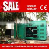 containerized diesel generator for hotel electric power                                                                         Quality Choice
