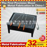 Iron Metal Type and Disposable Grills Grill Type instant barbecue grill