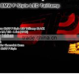 [AUTO LAMP] Chevrolet Cruze - F10-Style LED Tail Lamp (BLACK EDITION)(no.3253)