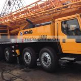 130t 100t 150t 200t diesel truck crane manufactured in china used XCMG hydraulic crane in Shanghai