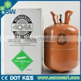 Environmentally friendly factory manufacture 99.9% purity n-butane refrigerant r404a gas