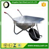ISO Certification Trade Assurance Supplier Heavy Duty Construction Wheelbarrow