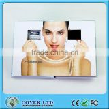 Graphic LCD Video Card For Promotion indian hindu wedding invites